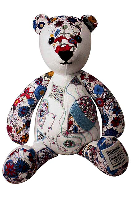 Taunina - Charles Bear from Zip Zap Collection