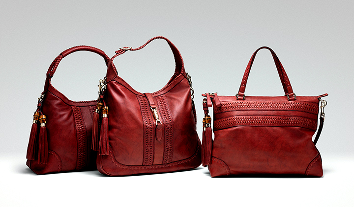Eco Luxury Fashion - Gucci for the green carpet challenge handbag collection