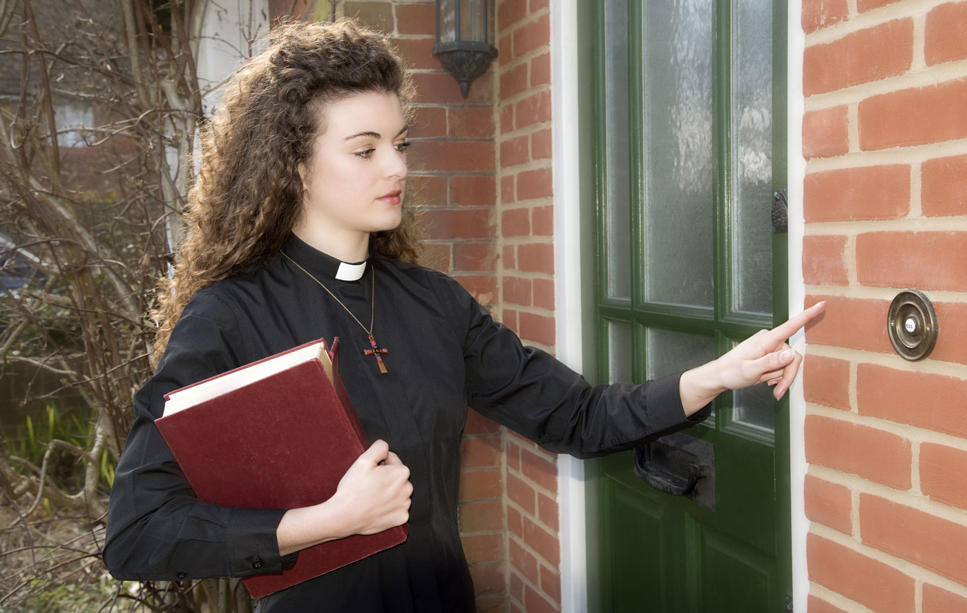Clerical Clothing For Women