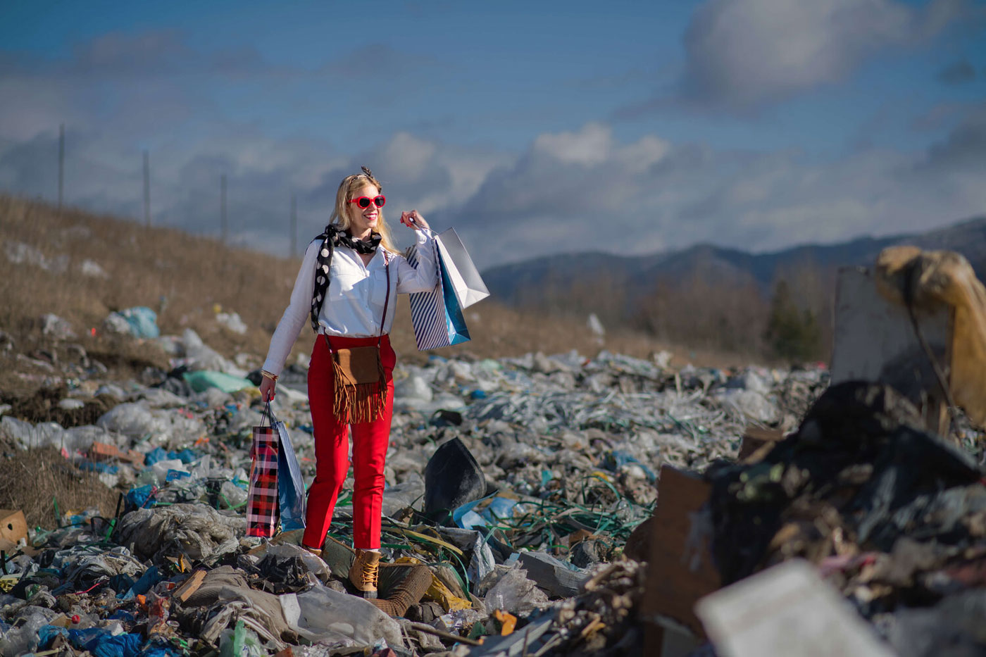 Fashion Industry Research Waste