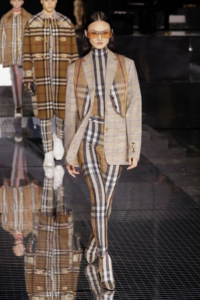 Burberry Made in Britain
